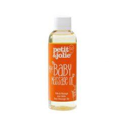 Petit&Jolie Baby Massage Olie 1