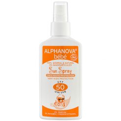 Alphanova Baby Spray SPF 50+