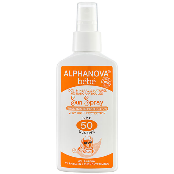 Alphanova Baby Spray SPF 50+