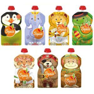 Squiz 7 Pack