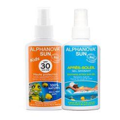 Alphanova zonnebrand 30
