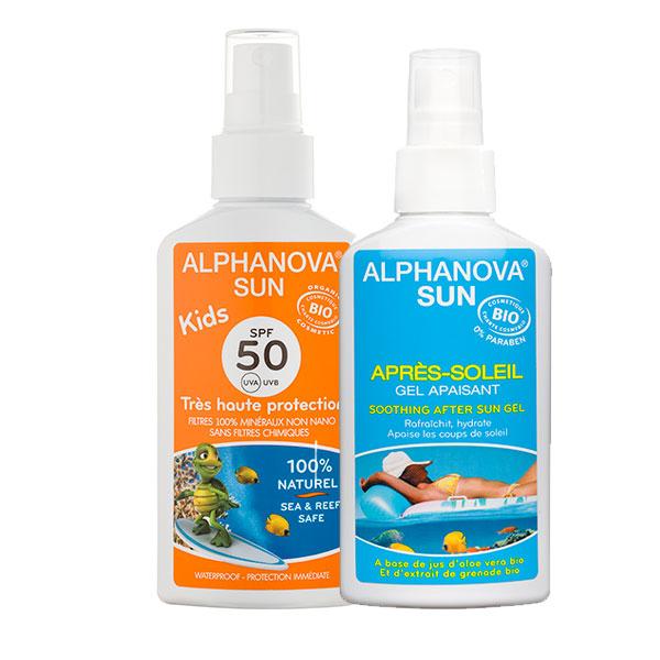 Alphanova zonnebrand 50