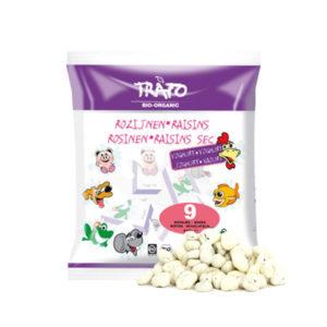 Trafo Biologische Yoghurt Rozijnen