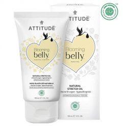 Attitude blooming belly natuurlijke anti striae olie