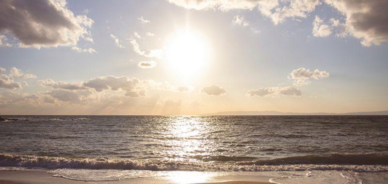 Natuurlijke zonnebrand