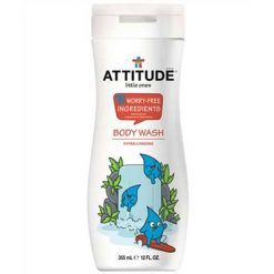 Attitude Kinder Body Wash