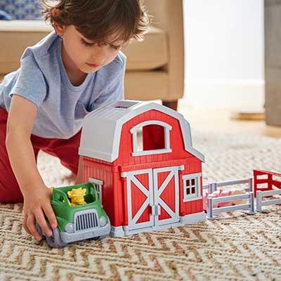 Green Toys boerderij 3