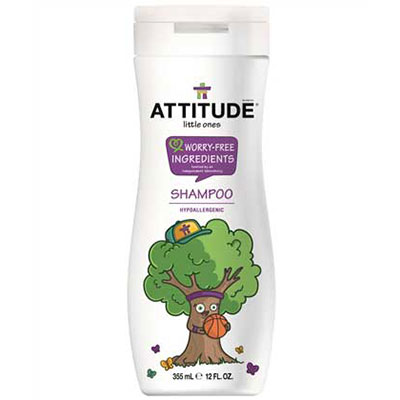 Attitude little ones eco kindershampoo