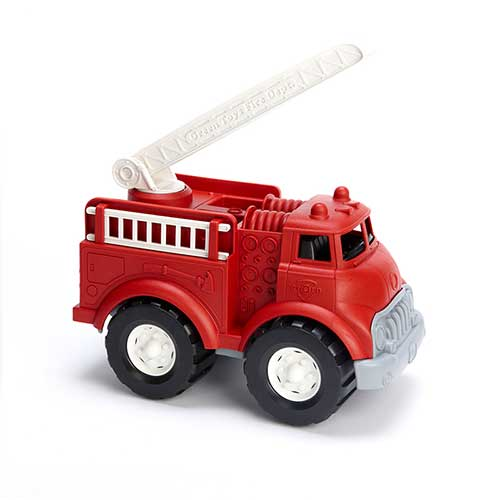 Green Toys brandweerauto ladder