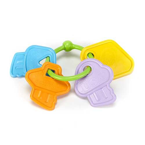 Green Toys baby sleutelbos