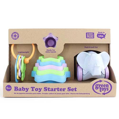 Babyspeelgoed startset