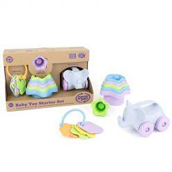 Babyspeelgoed startset verpakking