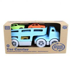 Green Toys autotransporter verpakking