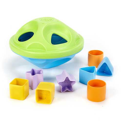 Green Toys vormenstoof