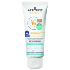 Attitude sensitive kalmerende bodylotion