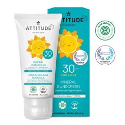 Attitude kinderzonnebrand geurvrij 75