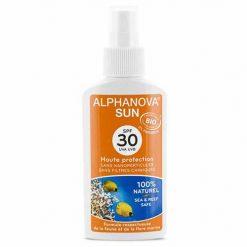 Alphanova minerale zonnebrand SPF 30
