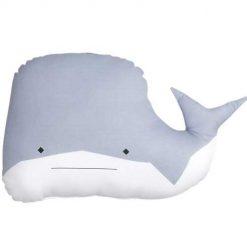 Fabelab dierenkussentje walvis