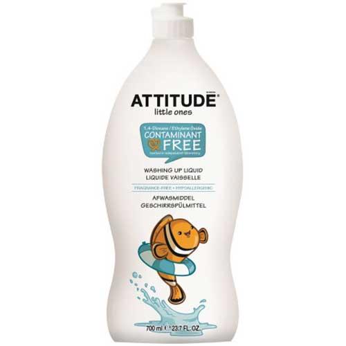 Attitude little ones afwasmiddel