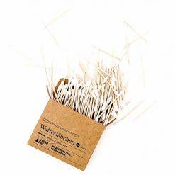 Hydrophil bamboe wattenstaafjes 2