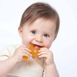 Grünspecht bio bijtring baby