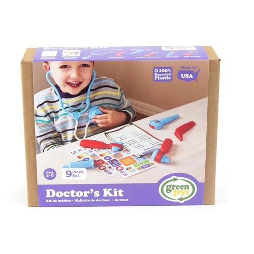 Green toys doktersset doos