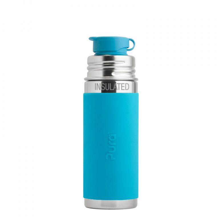 Pura thermos sport 220 ml aqua