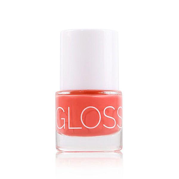 Glossworks natuurlijke nagellak flamingo