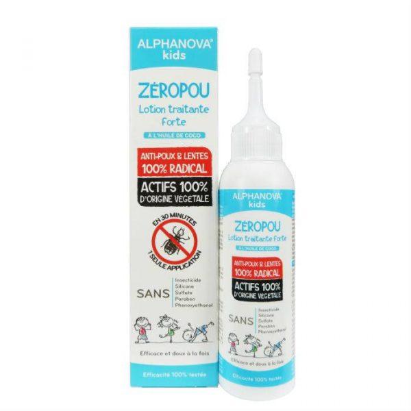 Alphanova biologische anti-luizen lotion
