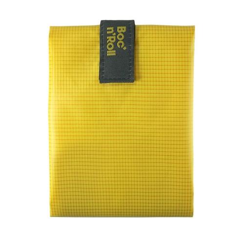 Boc'n'roll square geel