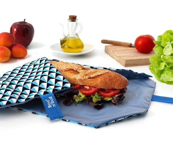 Boc'n'roll tiles blauw eten