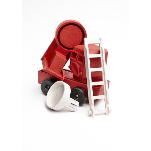 Luke toy factory fire truck stukken