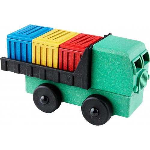 Luke's toy factory cargo truck