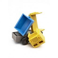 Luke's toy factory kiepwagen stukjes