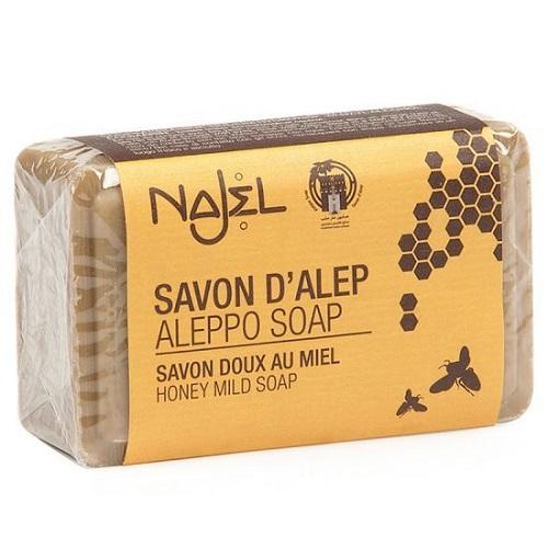 Najel aleppo zeep met honing