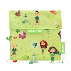 Snack'n'go kids forest karakters