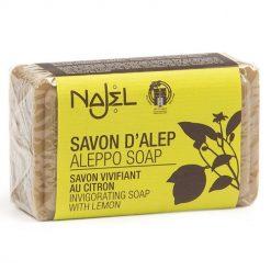 Aleppo zeep met citroen