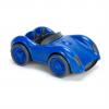 Green Toys raceauto blauw