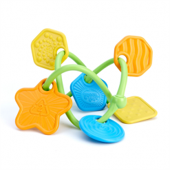 Green toys twist bijtring