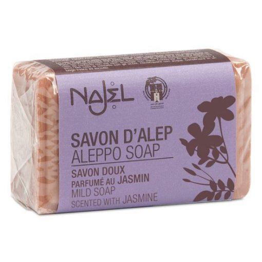 Najel aleppo zeep met jasmijn