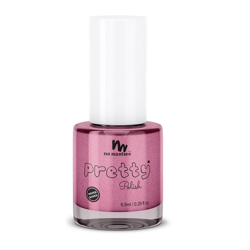 No nasties kids kindernagellak roze