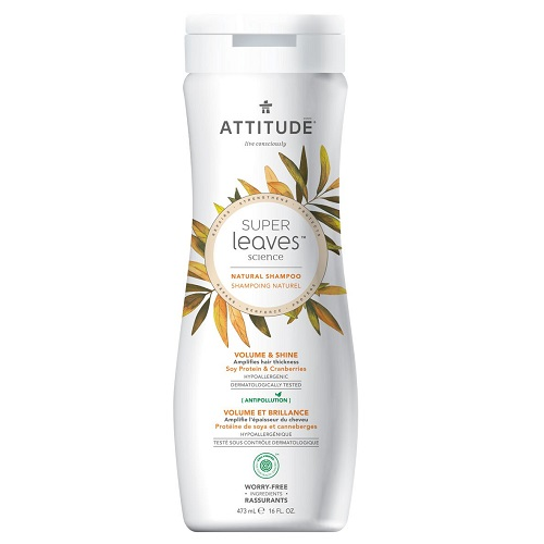 Attitude natuurlijke shampoo volume and shine
