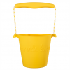 Scrunch emmer - buttercup yellow