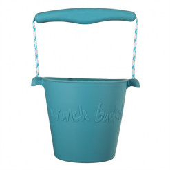 Scrunch bucket - twilight blue
