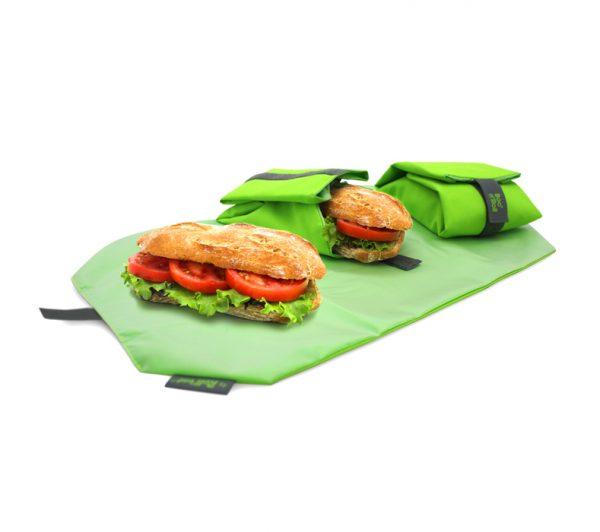 Boc'n'roll square groen eten