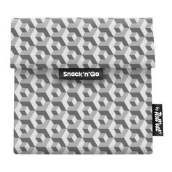 Snack'n'go tiles zwart