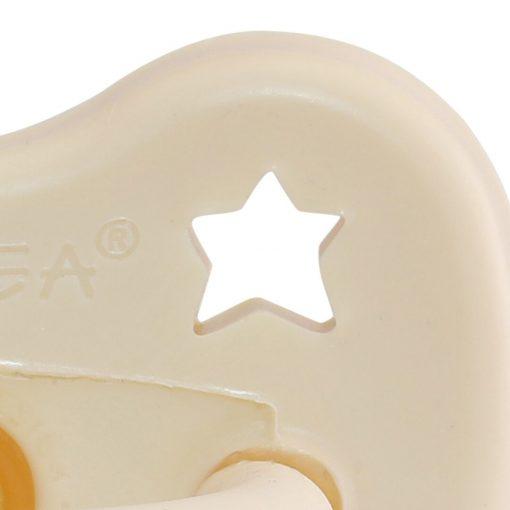 Hevea speen milky white detail