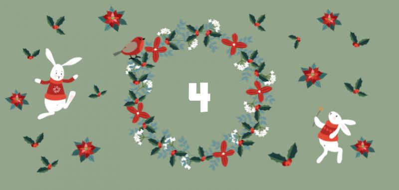 advent 4 weken tot kerst