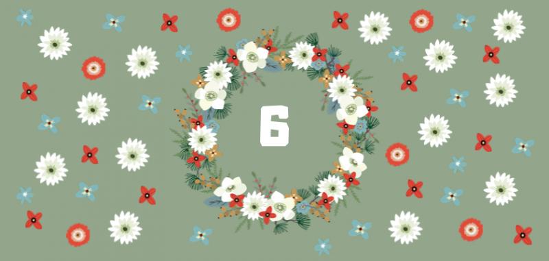 6 weken tot Kerst
