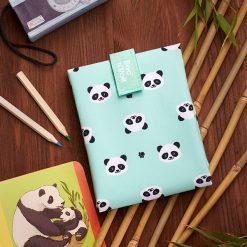 Boc'n'roll panda sfeer